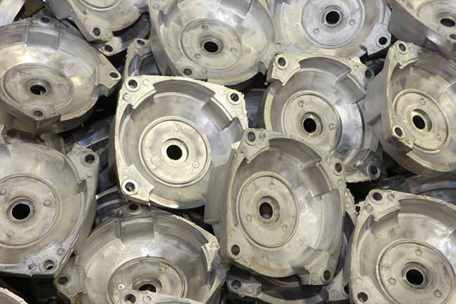 pressofusione componentistica per motori elettrici